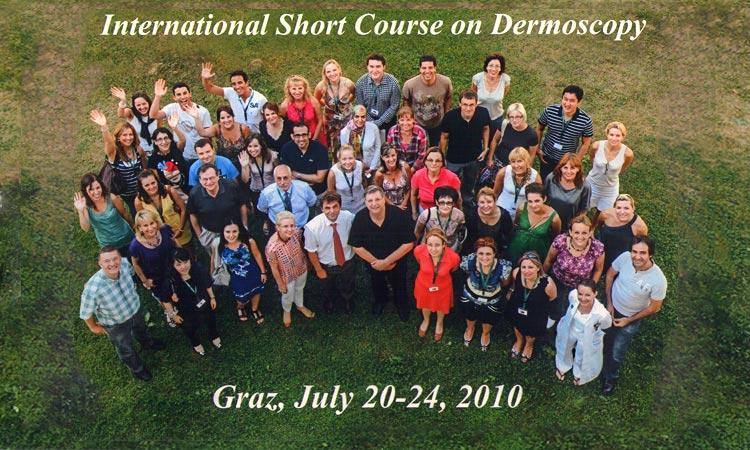 International Short Course on Dermatoscopy Graz 2010